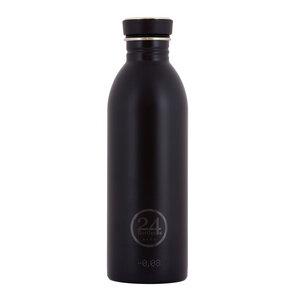 0,5l Trinkflasche Tuxedo Black - 24bottles
