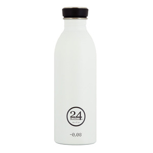 0,5l Trinkflasche Ice White - 24bottles