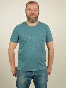 T-Shirt Herren - Dove - light blue - NATIVE SOULS