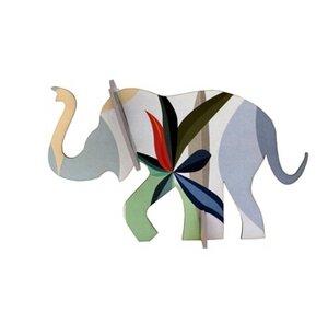 Pop Out Elefant - studio roof