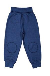 Baby Sweathose blau Bio-Baumwolle - People Wear Organic