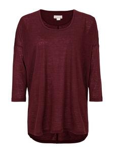 Shirt Oversized-Wine - Madness