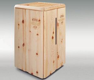 Zirben-Kilmabox 40x40x66 cm - 4betterdays