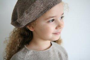 Mütze aus weicher Alpakawolle - Esencia