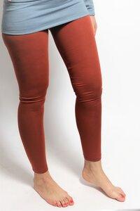 Bio Leggings rost - Frija Omina
