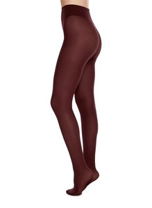 60den Bordeaux - Strumpfhose - Olivia Premium Tights  - Swedish Stockings