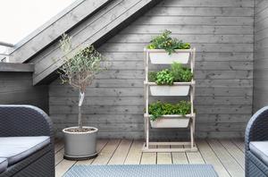 Pflanzgestell - Vertical Garden 3´er - URBANATURE