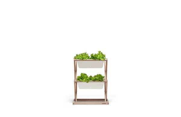pflanzgestell - vertical garden 2´er von urbanature - bei avocado, Gartenarbeit ideen
