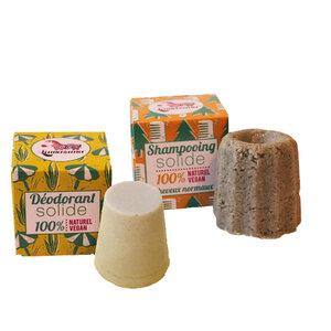 Set Deo und Shampoo - Lamazuna