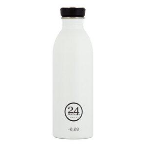 24bottles aus Edelstahl 0,5 ice white - 24bottles