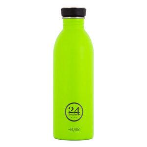 24bottles aus Edelstahl 0,5l lime green - 24bottles