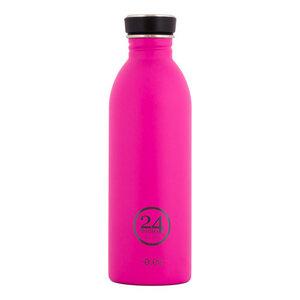 24bottles aus Edelstahl 0,5l passion pink - 24bottles
