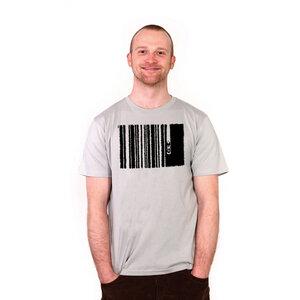 Barcode - Männershirt von Coromandel - Coromandel