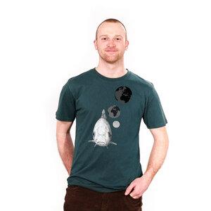 Überfischung - T-Shirt Männer aus Bio-Baumwolle - Coromandel