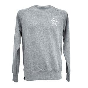 Men Sweatshirt 'Pentagramm' - DISKO