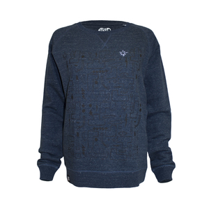 Women Sweatshirt 'Kosmos' - DISKO