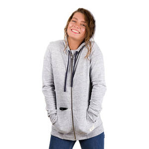 Woody Zip Jacke Ladies Starlight - bleed