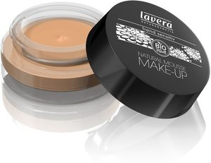 Natural Mousse Make up Honey 03 - Lavera