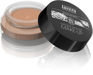 Natural Mousse Make up Almond 05 - Lavera