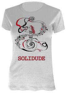 """T-Shirt """"Pin-up girl"""" - SOLIDUDE"""