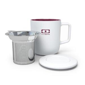Geschenkset Monbento Kaffeebecher und Teesieb - Monbento