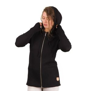 Polar Strickpullover Zip Ladies - bleed