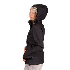 Funktionale Jacke Schwarz Ladies - bleed