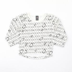 Shirt für Baby - Pünktchen Komma Strich