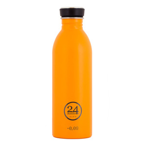 0,5l Trinkflasche Total Orange - 24bottles