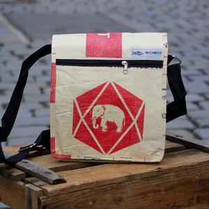 Fair.tragen - Elefant - Milchmeer ecobags
