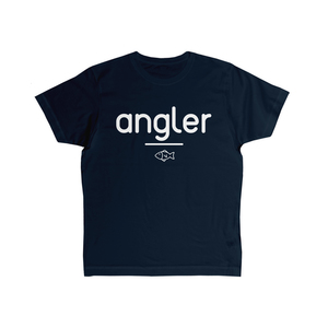 'Angler' T-Shirt Herren - What about Tee