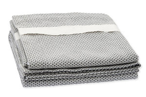 Wellness Towel - Light Grey - The Organic Company