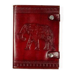 "Ledernotizbuch ""Elephant"" - Frida Feeling"