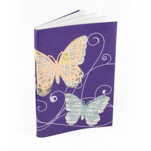 "Notizbuch - ""Schmetterling"" - Kalakosh"