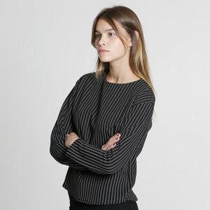 Kide shirt schwarz - TAUKO
