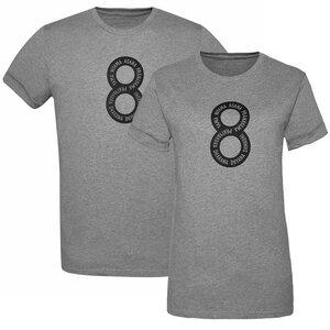 "T-Shirt ""astau"" (unisex) - yogipop"