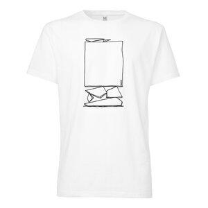 100for10 MRKA T-Shirt white - THOKKTHOKK