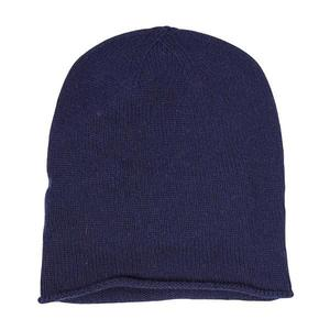 Single Knit Hat - Total Eclipse - KnowledgeCotton Apparel