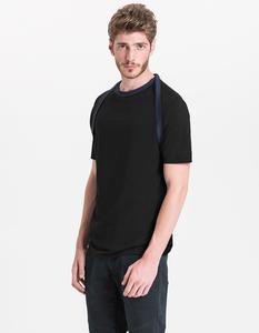 Enzo T-Shirt/ 0272 Bambud & Bio-Baumwolle/ Minimal - Re-Bello