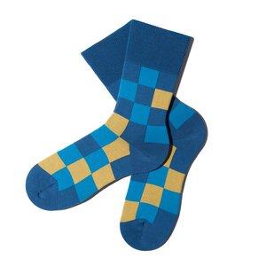 Pixelate Socken - Bermuda - MINGA BERLIN
