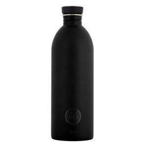 24bottles 1l Trinkflasche Tuxedo Black - Gary Mash