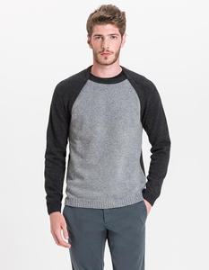 Emiliano Knit / 1581 Upcycled Wool / Minimal - Re-Bello