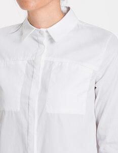 Ivana Shirt/ 0001 Bio Baumwolle/ Minimal - Re-Bello