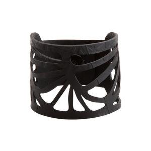 Seraphine III handgefertigtes Armband aus recyceltem Reifenschlauch - SAPU