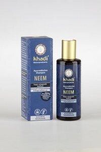 Ayurvedisches Shampoo NEEM gegen schuppende Kopfhaut - Khadi