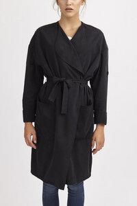 Coat Tallulah - Black - LangerChen