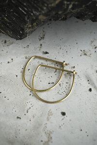 Creolen CHITTAPUR in Gold - Jyoti - Fair Works