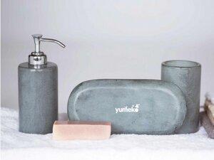 Badezimmer Zubehörset - Yumeko
