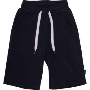 Alfa shorts navy - Green Cotton