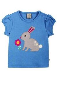 Kurzarmshirt Bunny - Frugi